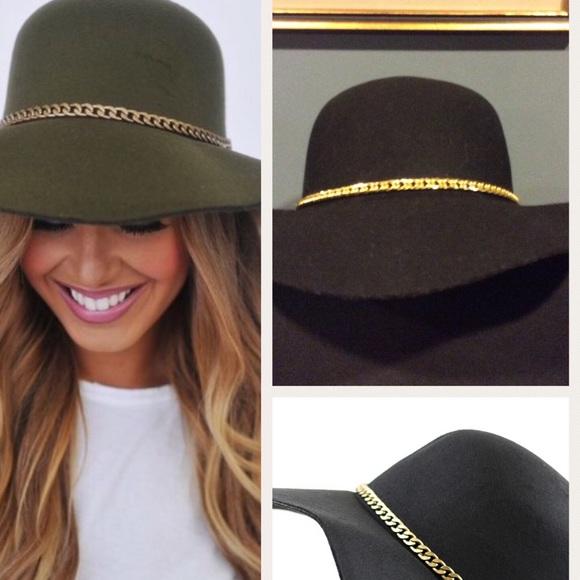4917becb2 Last one! Saks 5th Avenue Fedora Hat (Black) NWT